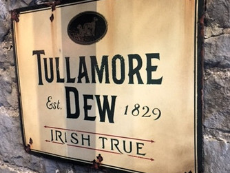 Tullamore D.E.W. I was won over only by marketing here.