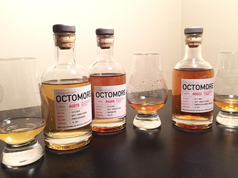 #LADDIEMP6 Review. Single cask event with Octomore from Bruichladdich.