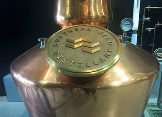 Southern Wild Distillery. The forefront of Devonport's cocktail and spirit scene.