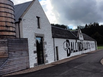 Ballindalloch Single Estate Distillery. The luxury brand waiting for it's time to shine.