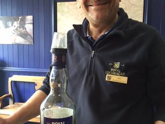 Royal Lochnagar. Diageo's tiny distillery.