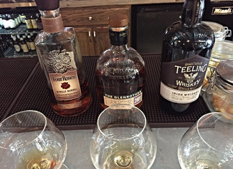 Teeling & Glenrothes- Tastings and a look at their distribution!