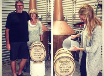 Fannys Bay Distillery. Northern Tasmania's seaside gem.