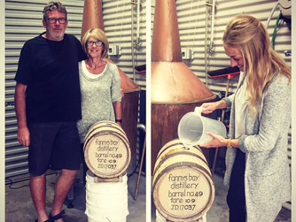 Fannys Bay Distillery. Northern Tasmania's seaside gem.