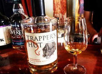 Trapper's Hut. The elusive Tasmanian private bottler.