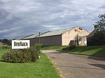 BenRiach. Where Billy Walker can still use his malting floors.