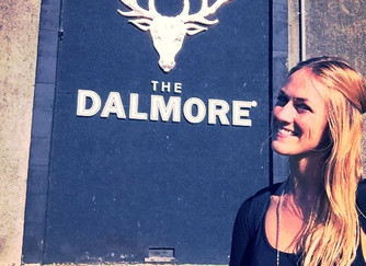The Dalmore. Cigar malts and stag heads..