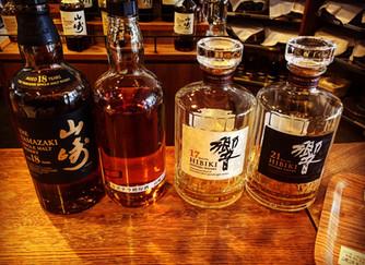 Yamazaki Distillery. Japan's 1st malt whisky producer.