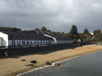 Bunnahabhain. Making great whisky and room for growth!