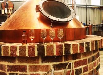 Adams Distillery. Using unique grains & malts to create amazing flavors!