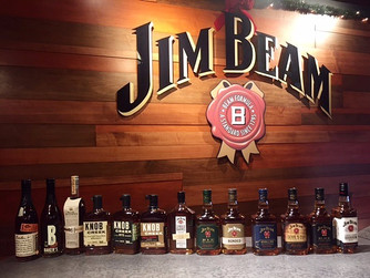 Jim Beam. The giant, the legend and Beam-Suntory's American Whiskey machine.