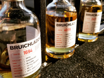#LADDIEMP7 the return of the Bruichladdich unpeated!