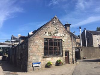 Glen Garioch. Japanese Beam-Suntory's footprint in Scotland.