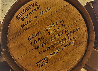 Belgrove. An artisan and his farm causing a stir in the world of rye whisky.