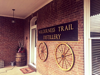 Wilderness Trail Distillery. The yeast experts turned whiskey makers.