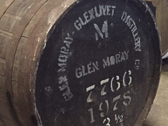 Glen Moray. Not to be overshadowed by it's luxury LVMH sisters anymore!