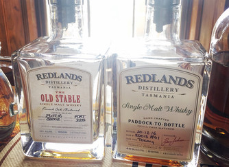 Redlands Distillery making limited release whisky at the Dysart House.