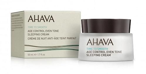 Age Control Even Tone Sleeping Cream 50ml