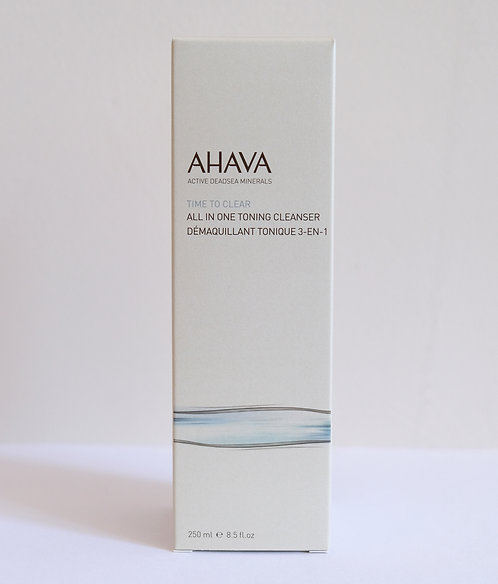 All in One Toning Cleanser 250ml