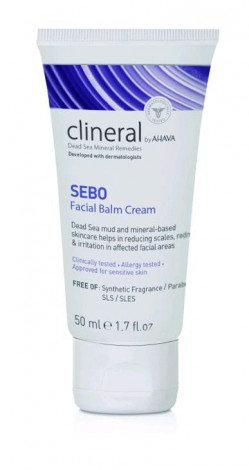 Clineral SEBO Facial Balm Cream 50ml