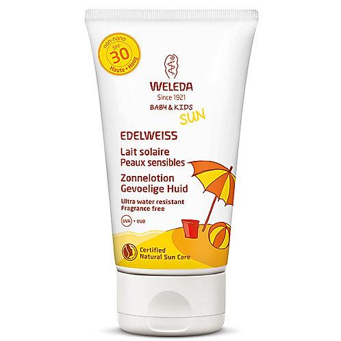 Edelweiss Zonnelotion Baby & Kids / Gevoelige huid SPF30