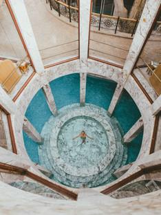 Es Saad Palace pool