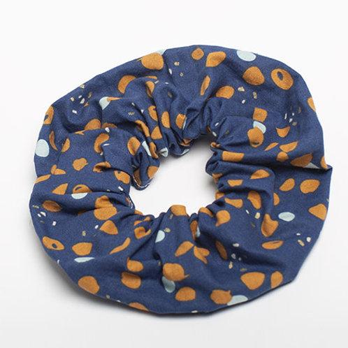 Chouchou Bleu et orange