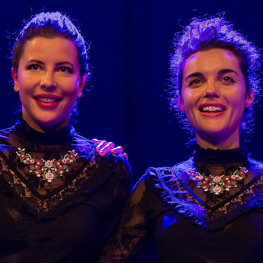 Ladinische Lieder aus den Dolomiten mit Marlene & Maria (Ganes)