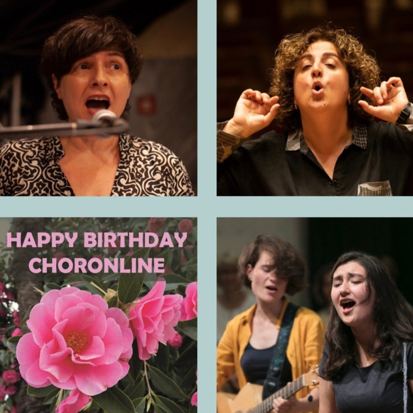 Special Event – One Year ChorOnline!