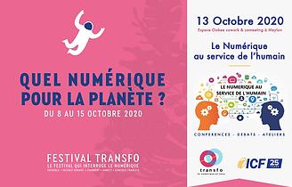 Festival Transfo 2020 : Conférence / débat
