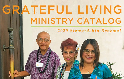 2020 St Michael Kona 2020 Stewardship Renewal Ministry Catalog