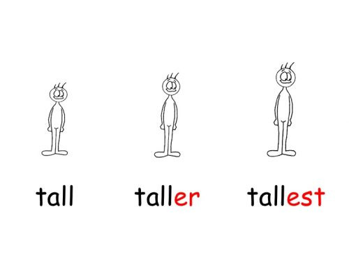 So sánh trong tiếng Anh