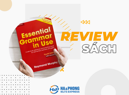 Review sách Essential Grammar In Use (full PDF)