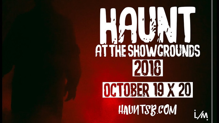 Haunt at the Showgrounds Promo 2018