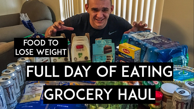 Full Day of Eating | Tackling Fitness