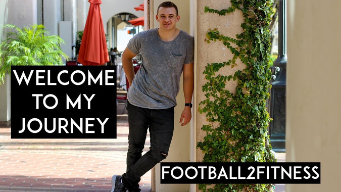 Welcome to My Journey | Tackling Fitness