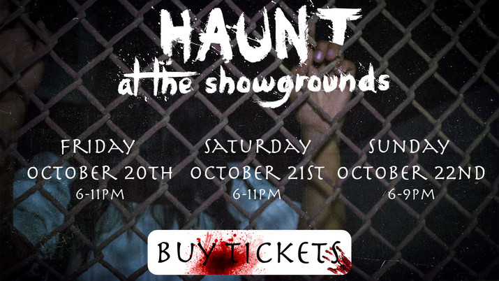 Haunt at the Showgrounds 2017 Promo