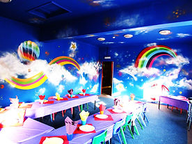 Rainbow Room, Hocus Pocas Soft Play