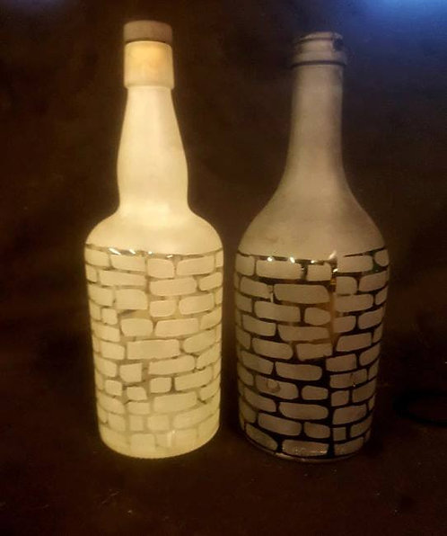 Brick Bottles