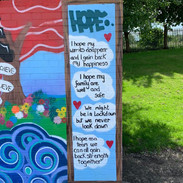 Messages of Hope. Rising Strong after Lockdown