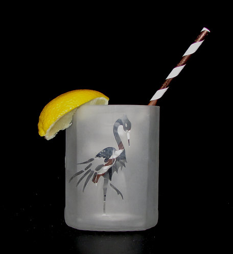 Stork Cocktail Glass
