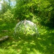 Bicycle Wheel Dome