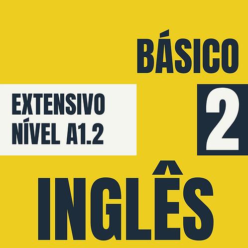 Básico 2 - Inglês (A1.2)