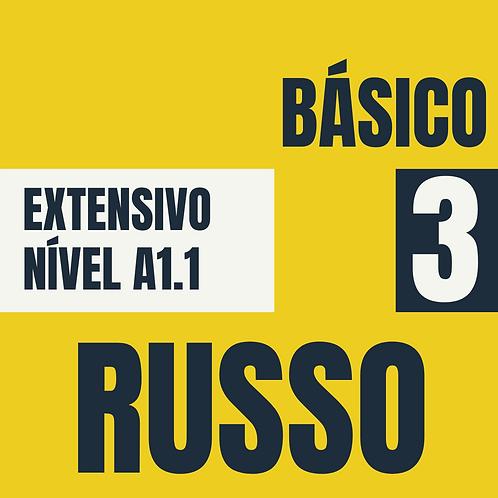Básico 3 - Russo