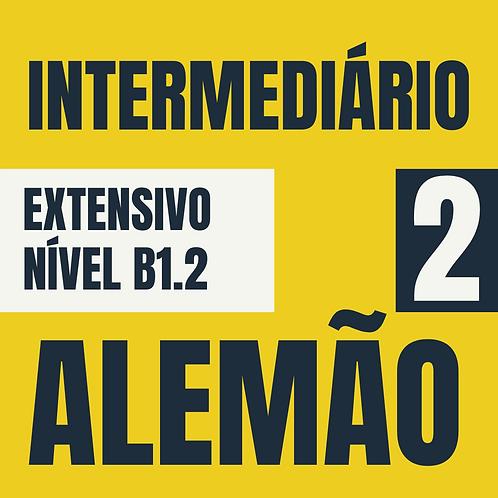 Intermediário 2  - Alemão (B1.2)