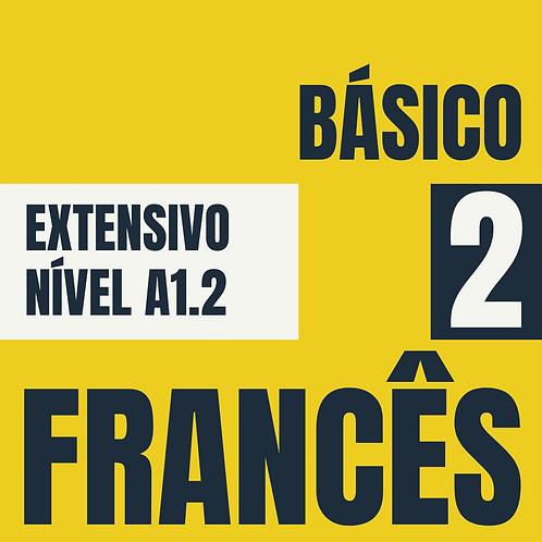 Básico 2  - Francês (A1.2)