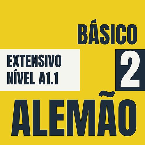 Básico 2 - Alemão (A1.2)