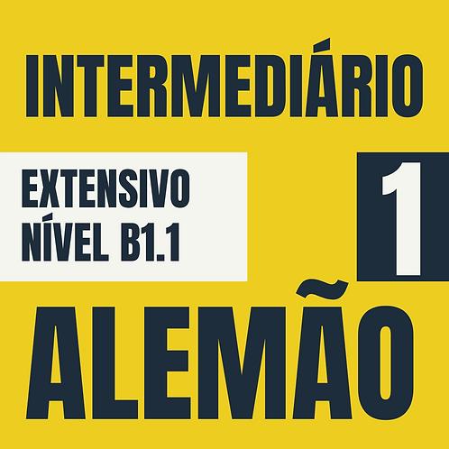Intermediário 1 - Alemão (B1.1)