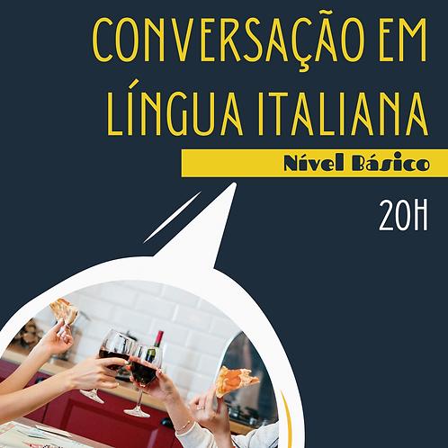 Conversação Italiano - Básico