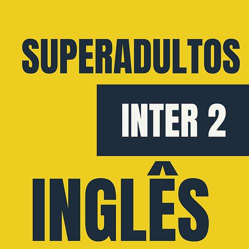 SA Intermediário 2 - Inglês (30h)